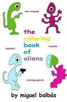 The coloring book of aliens