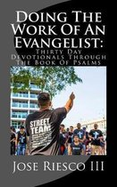 Doing the Work of an Evangelist