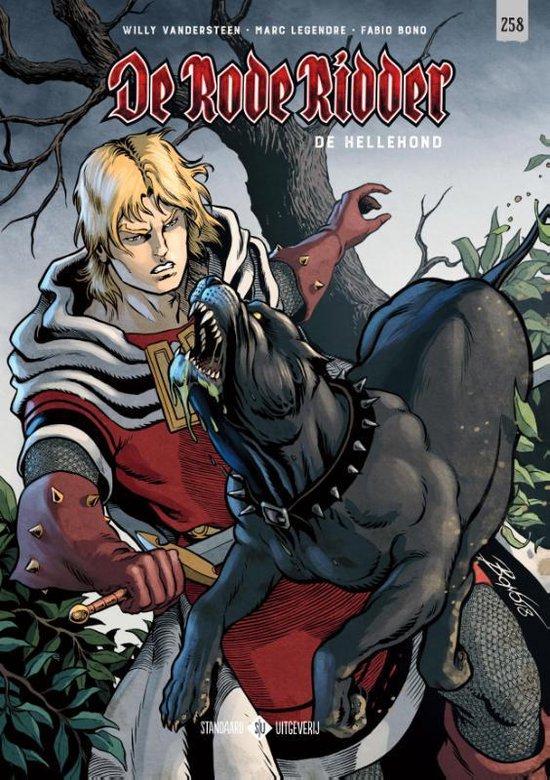 De Rode Ridder 258 -   De Hellehond - Willy Vandersteen
