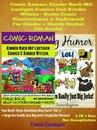 Comic Roman: Kinder Buch Mit Lustigen Comics Und Kinder Witzen - Bunte Comic Illustrationen & Audiobuch für Kinder + Hunde Bücher für Kinder: 2 In 1 Furz Buch Box Set