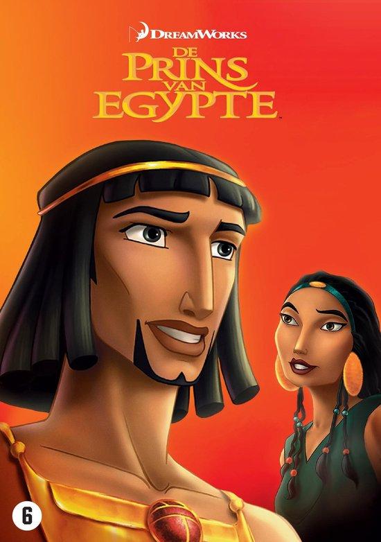 Cover van de film 'Prince Of Egypt'