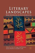 Boek cover Literary Landscapes van