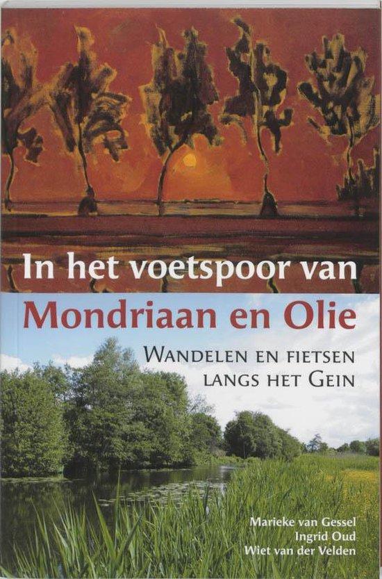 In Het Voetspoor Van Mondriaan En Olie - M. van Gessel | Readingchampions.org.uk