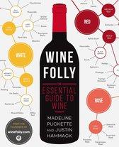 Boek cover Wine Folly van Justin Hammack (Paperback)