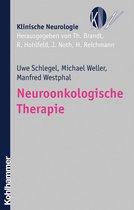 Boek cover Neuroonkologische Therapie van Uwe Schlegel