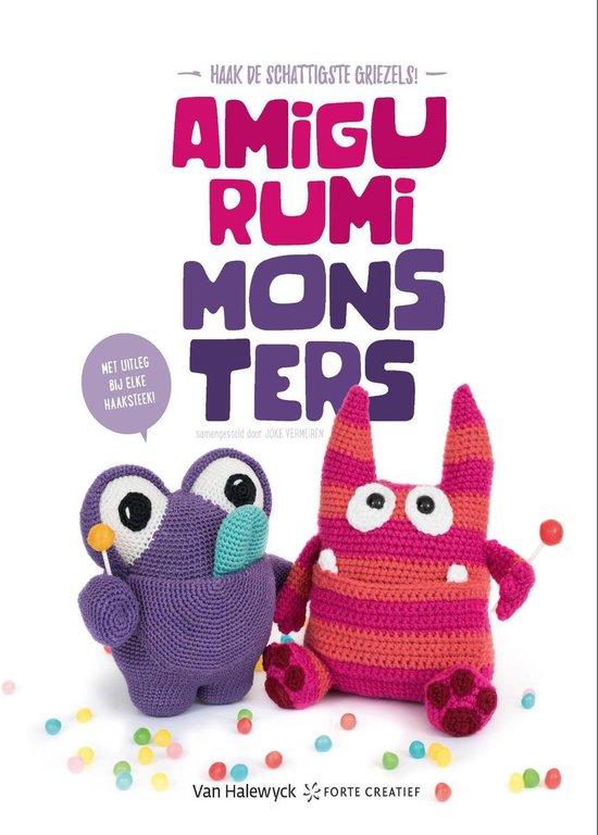 Amigurumi Monsters - Joke Vermeiren |