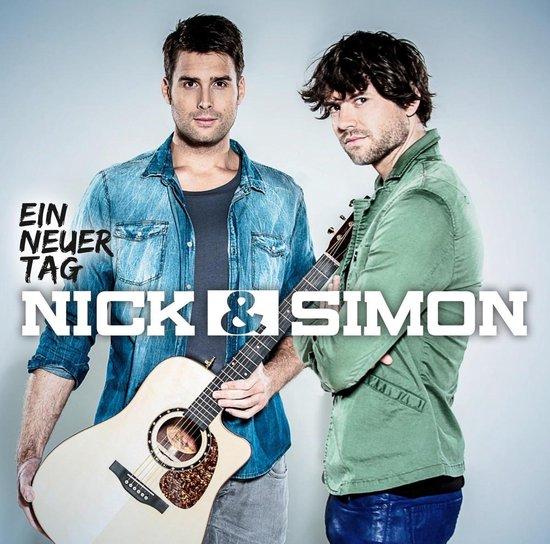 CD cover van Ein Neuer Tag van Nick & Simon