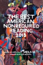 Omslag The Best American Nonrequired Reading 2018