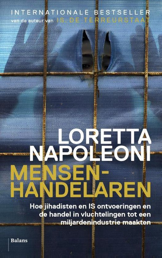 Mensenhandelaren - Loretta Napoleoni  