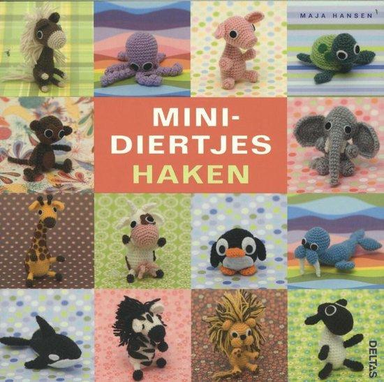 Minidiertjes haken - Hansen |