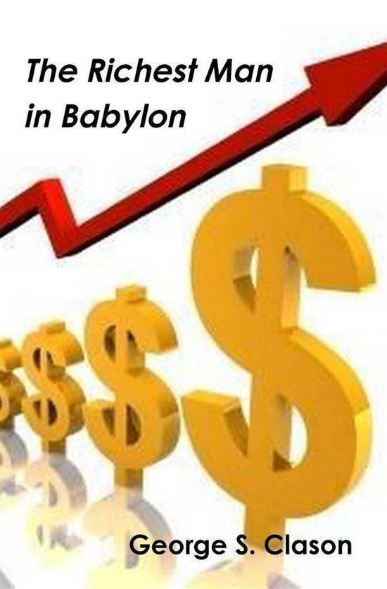 Boek cover The Richest Man in Babylon van George S. Clason (Onbekend)