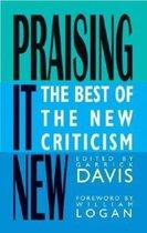 Praising It New