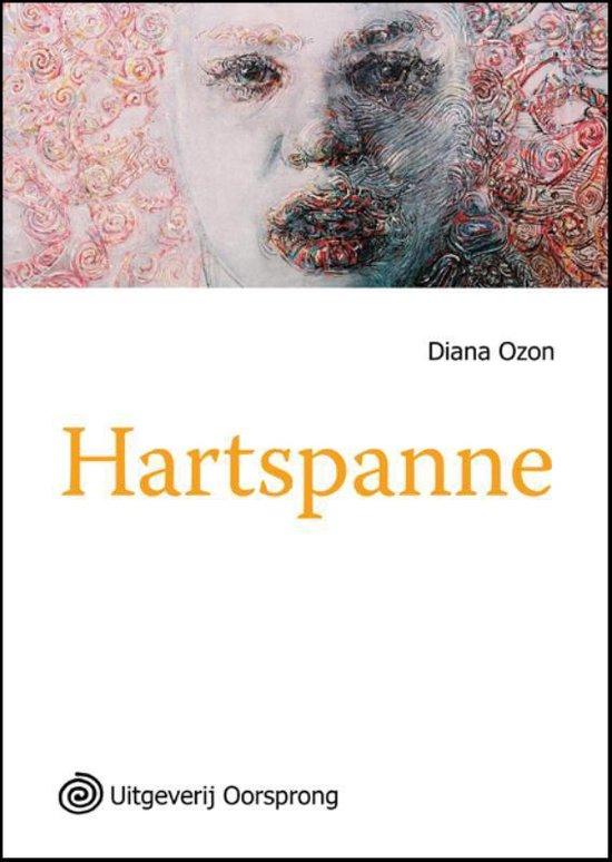 Cover van het boek 'Hartspanne' van D.J. Ozon