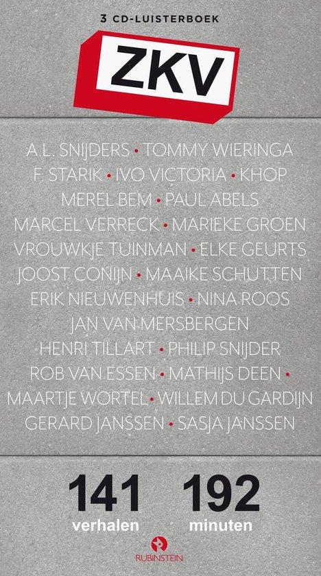 CD cover van ZKV van Hens van Rooij