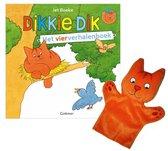 Dikkie Dik - Het vierverhalenboek