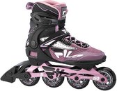 Fila Inlineskates - Maat 38 - Vrouwen - roze/zwart/wit