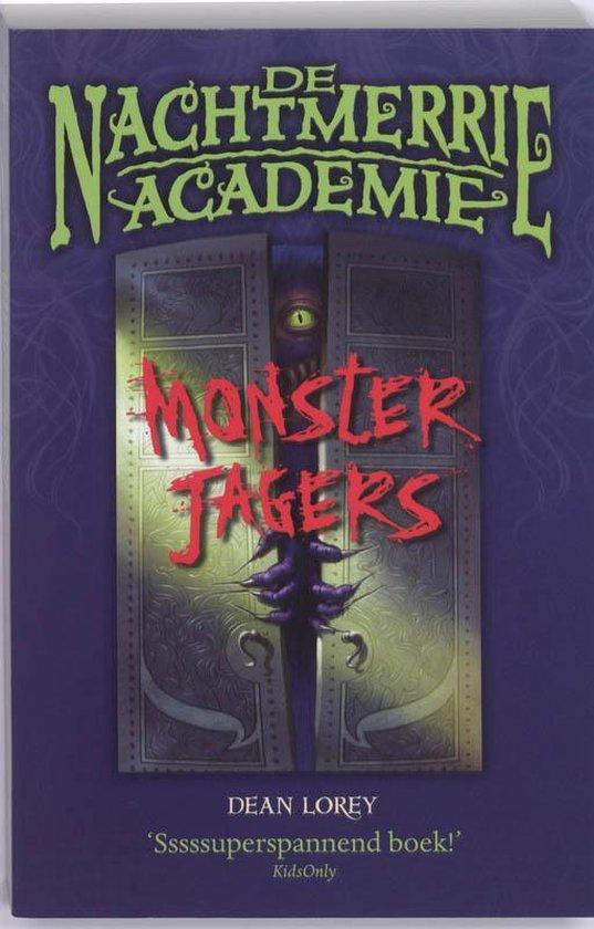 Monster Jagers - Dean Lorey  
