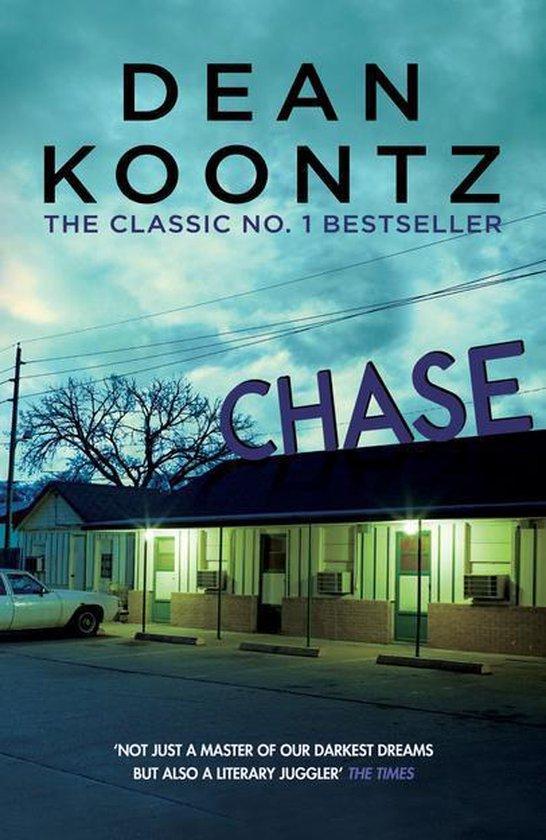 Boek cover Chase van Dean Koontz (Onbekend)