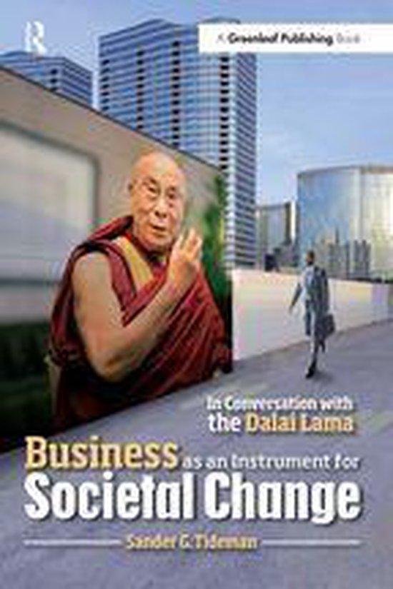 Afbeelding van Business as an Instrument for Societal Change
