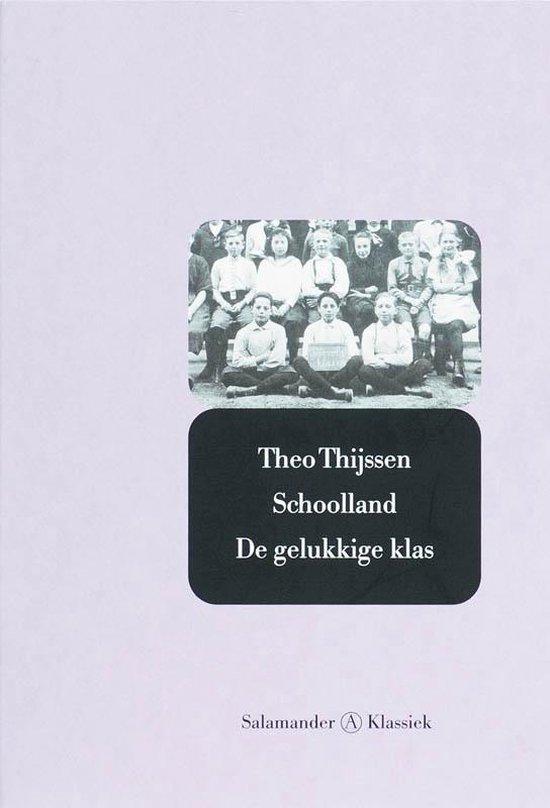 Schoolland & de gelukkige klas cassette 2 delen - Theo Thijssen  