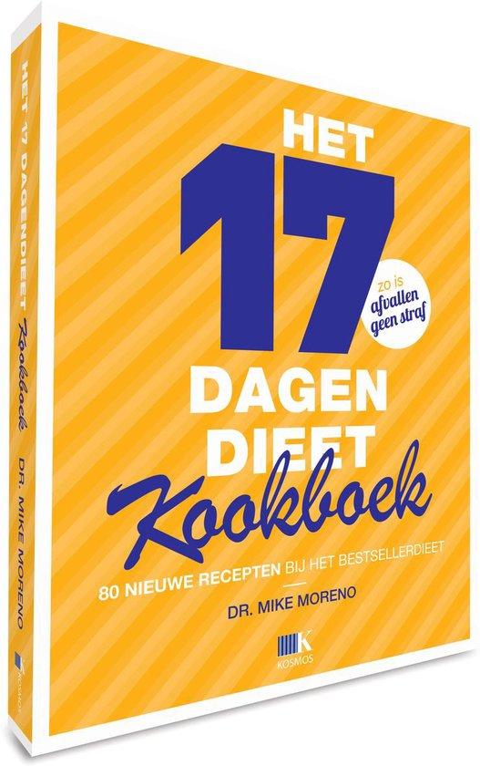 Het 17 dagen dieet kookboek - Mike Moreno |