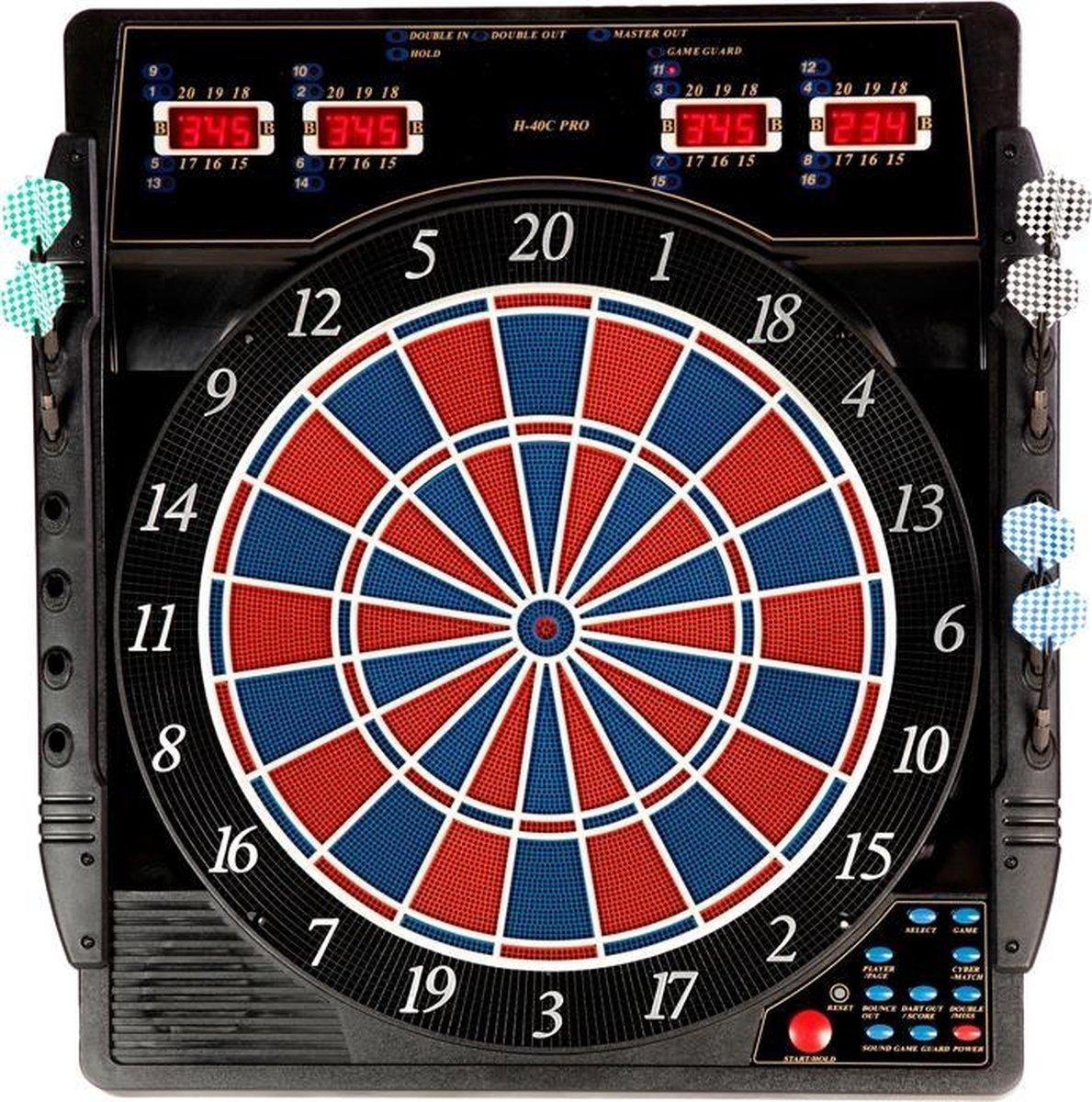 Futura CB-50 - Elektronisch Dartbord