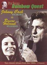 Johnny Cash & Roscoe - Peter Seeger's Rainbow (Import)