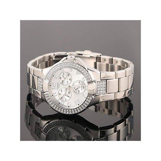 | GUESS 14503L1 Horloge 40 mm Staal