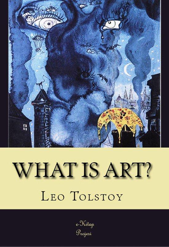 Boek cover What is Art? van Leo Tolstoy (Onbekend)