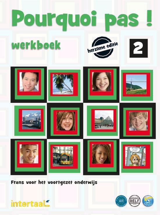 Pourquoi pas! (Nederlandse editie) 2 werkboek + online mp3's - Bosquet e.a. | Fthsonline.com
