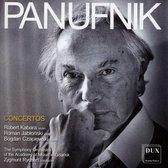 Panufnik: Violin, Cello & Piano Con