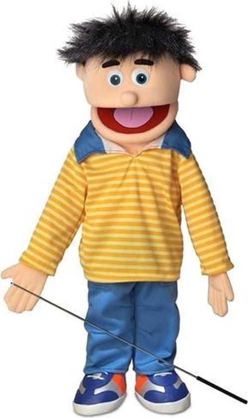 Handpop Bobbie 25'' Sillypuppets - Geel