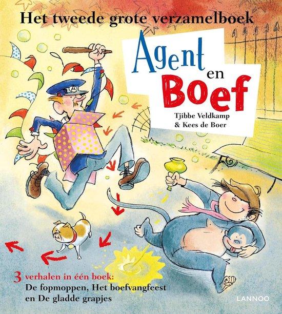 Agent & Boef - Het tweede grote verzamelboek - Tjibbe Veldkamp   Fthsonline.com