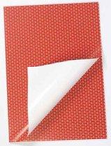 10 Vellen Steentjes Papier - 48 x 60cm