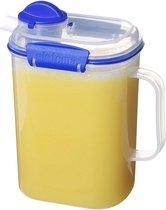 Sistema Klip It Karaf - Sapkan - 1.5 Liter - Transparant