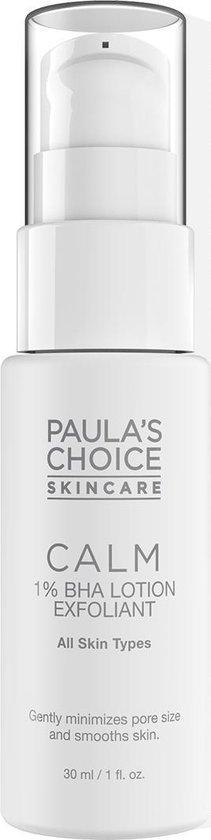 Paula's Choice Calm 1% BHA Lotion Exfoliant met Salicylzuur - 30 ml