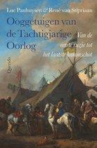 Boek cover Ooggetuigen van de Tachtigjarige Oorlog van Luc Panhuysen (Onbekend)