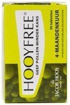 Jacob Hooy Hooyfree - 50 capsules - Hooikoortskuur - 4 maanden