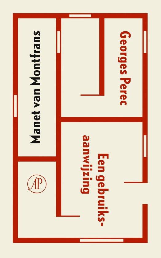 Georges Perec, een gebruiksaanwijzing - Manet van Montfrans  
