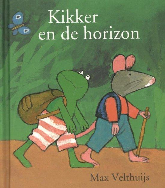 Kikker en de horizon - Max Velthuijs |