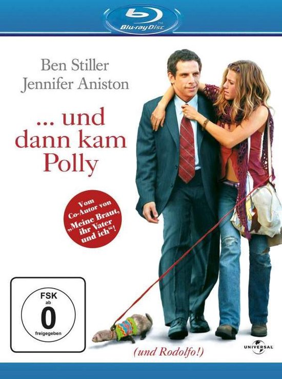 Along Comes Polly (2003) (Blu-ray)