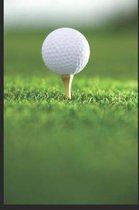 Golf Log Book
