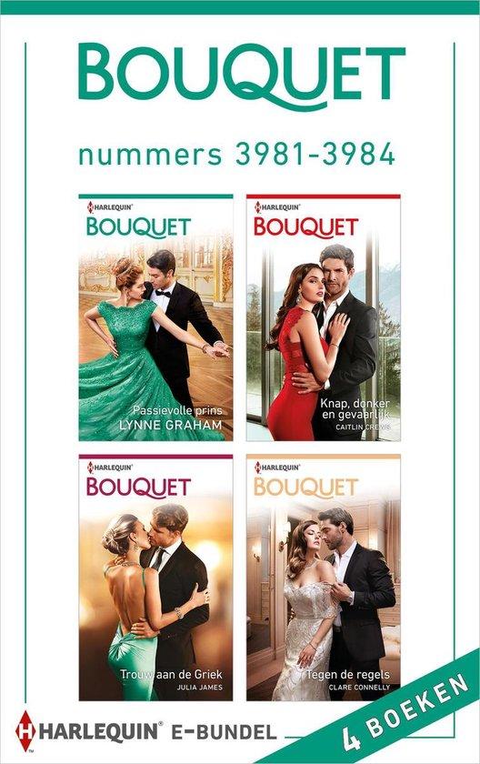 Bouquet e-bundel nummers 3981 - 3984 - Lynne Graham |