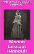 Omslag Manon Lescaut (Annoté)