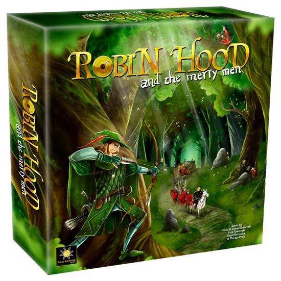 Afbeelding van het spel Robin Hood and the Merry Men Deluxe Edition