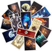 Harry Potter Stickers - 30 Stuks - Gemixt - Laptop Stickers