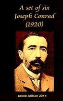 A Set of Six Joseph Conrad (1920)