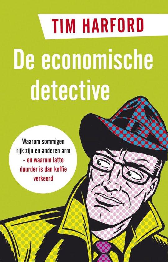 Economische detective - Tim Harford |