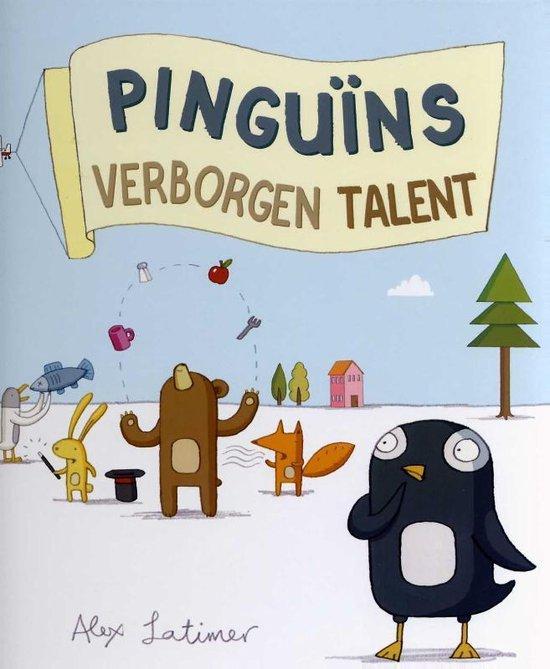 Pinguïns verborgen talent - Alex Latimer |