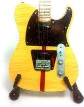 Miniatuur gitaar Prince